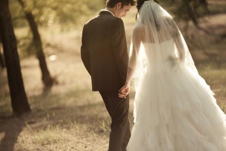 ảnh cưới Liêm Trần