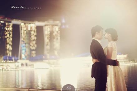Love in Singapore
