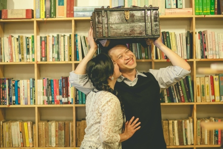 ảnh cưới Đà Nẵng vintage
